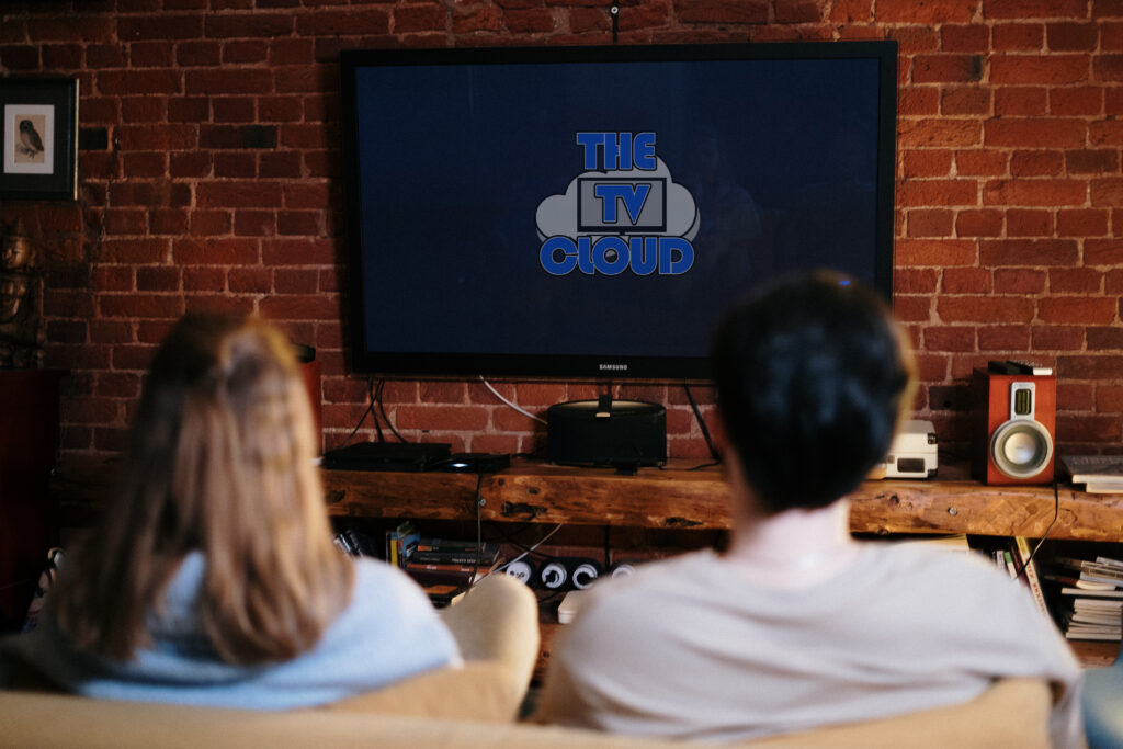 The TV Cloud, the fastest growing service.